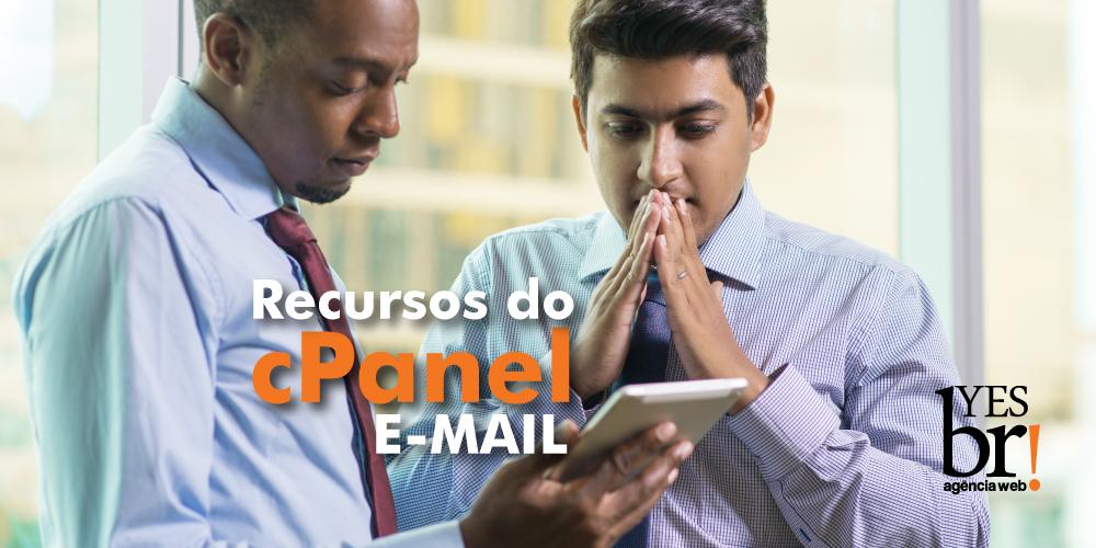 Descubra como criar uma conta de e-mail no cPanel