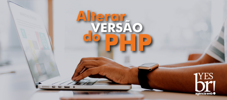 Alterar versão do PHP no cPanel