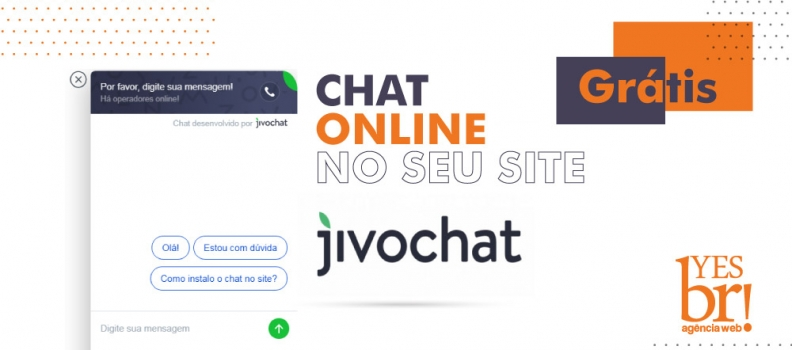 Como instalar um chat online no meu e-commerce
