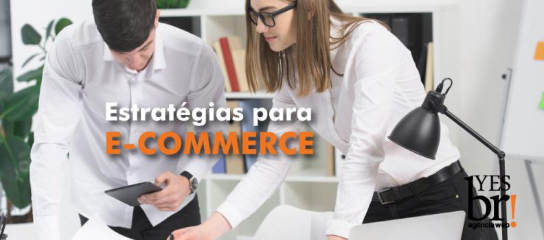 E-Commerce: 7 estratégias para impulsionar suas vendas online