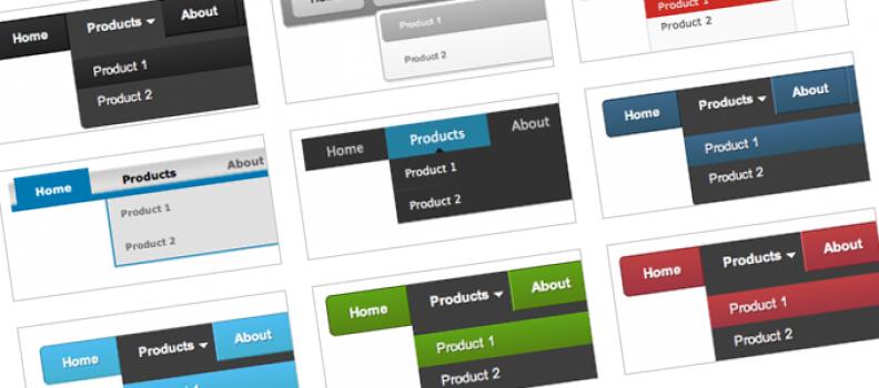 Criando menu em HTML com CSS
